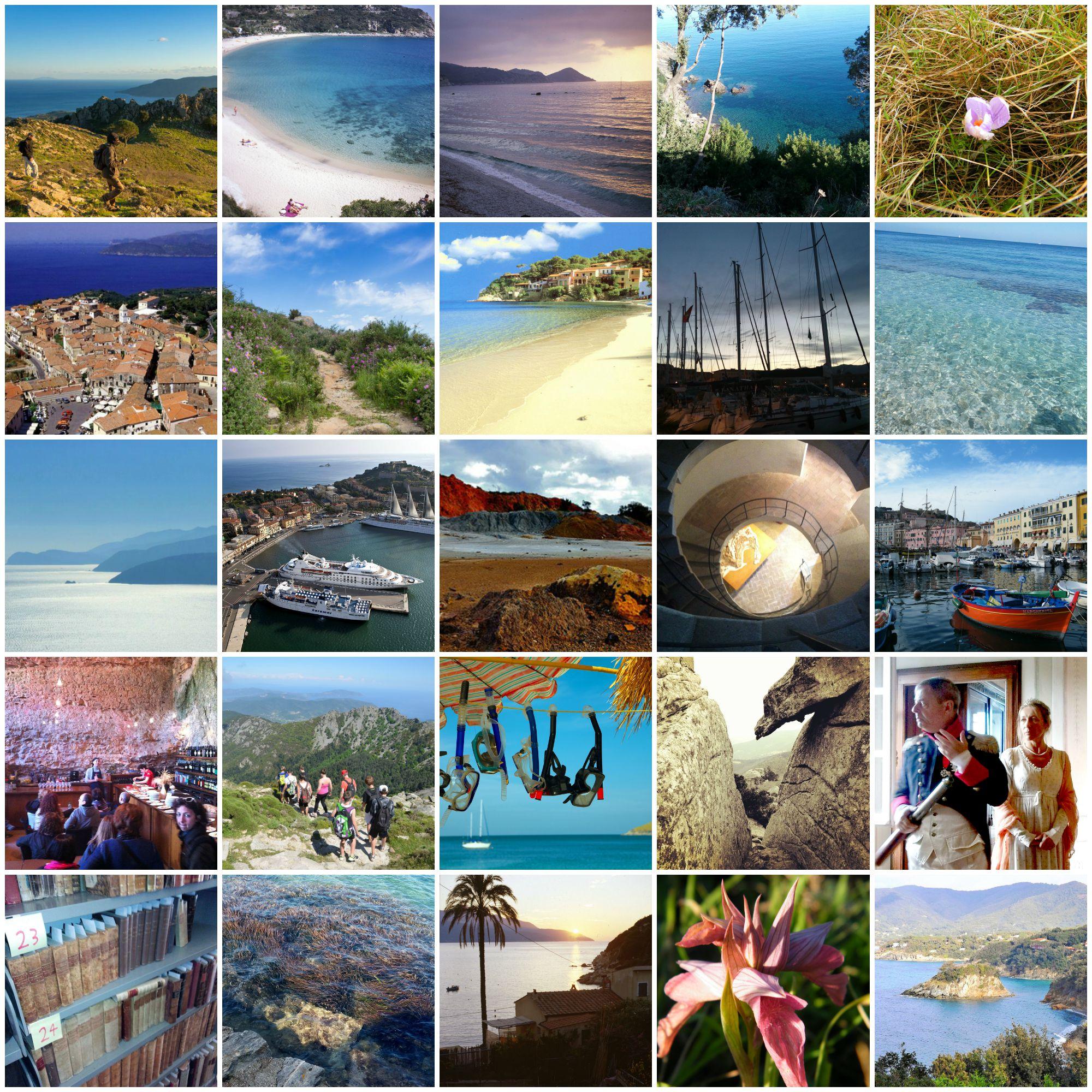 L'Elba: un mondo in... un'isola